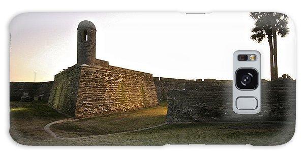 Castillo De San Marcos Galaxy Case