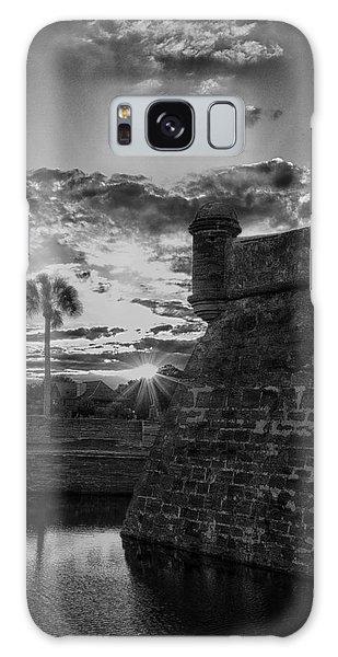 Castillo De San Marcos Galaxy Case by Kathy Ponce
