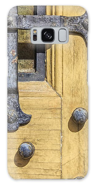 Castle Door IIi Galaxy Case