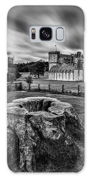 Castle Fraser Galaxy Case by Dave Bowman