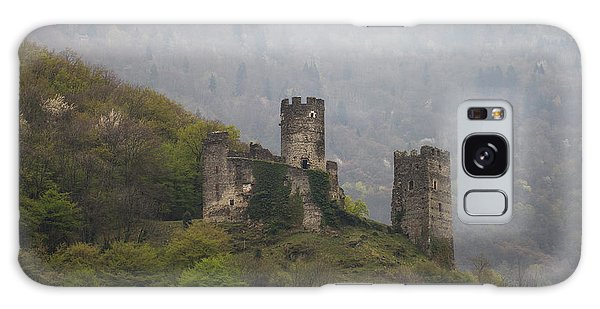 Castle In The Mountains. Galaxy Case