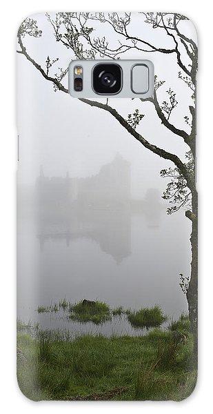 Castle Kilchurn Tree Galaxy Case