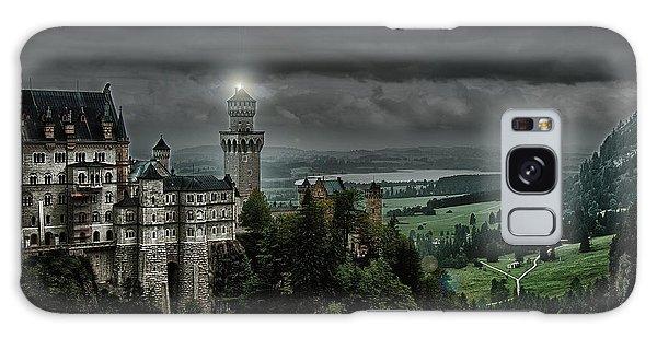 Castle Neuschwanstein II Galaxy Case