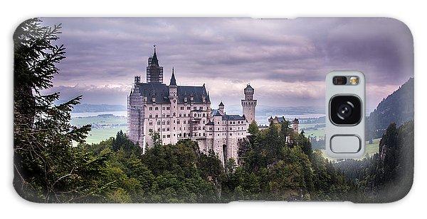 Castle Neuschwanstein Galaxy Case