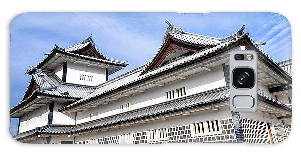Castle Of Japan Galaxy Case