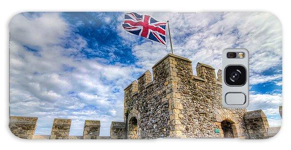 Castle Top Galaxy Case by Tim Stanley