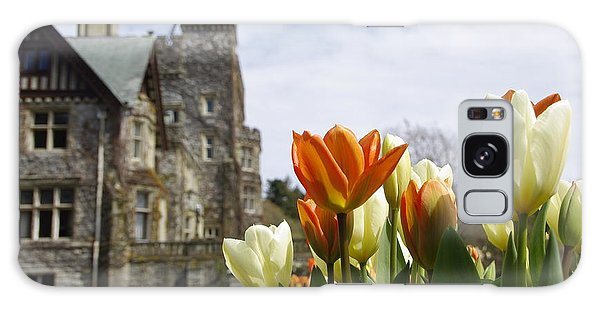 Castle Tulips Galaxy Case