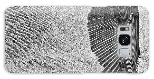 Dunes Galaxy Case - Castles In The Sand by Paulo Abrantes