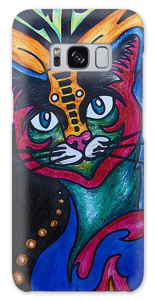 Cat 2 Galaxy Case