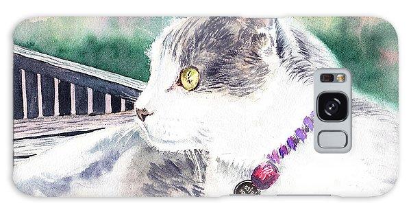Calico Cat Galaxy Case - Cat by Irina Sztukowski