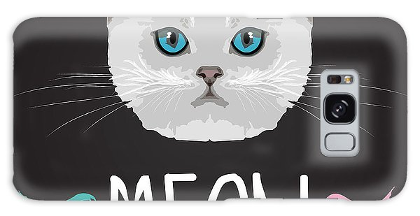T-shirts Galaxy Case - Cat Typography, T-shirt Graphics by Patterntrends
