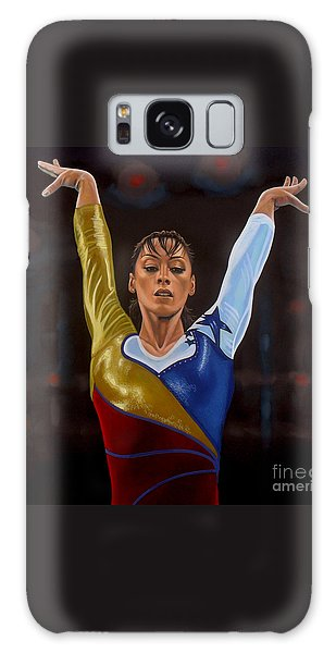 Sportsman Galaxy Case - Catalina Ponor by Paul Meijering