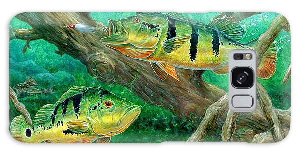 Catching Peacock Bass - Pavon Galaxy Case