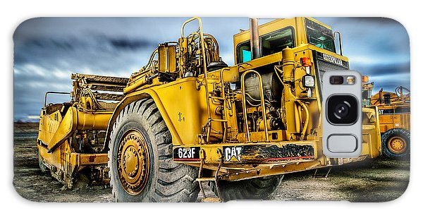 Caterpillar Cat 623f Scraper Galaxy Case