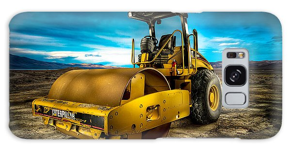 Caterpillar Cat Roller Cs563e Galaxy Case