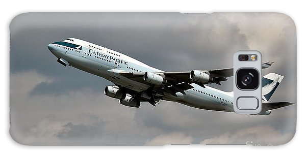 Cathay Pacific B-747-400 Galaxy Case