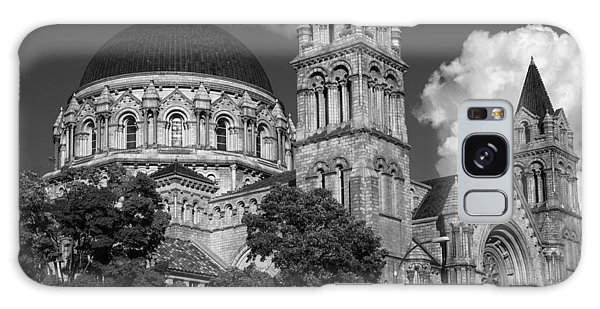 Cathedral Basilica Of St. Louis Galaxy Case by Scott Rackers