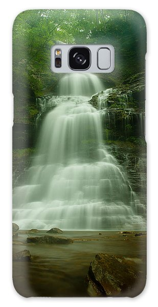 Cathedral Falls Galaxy Case