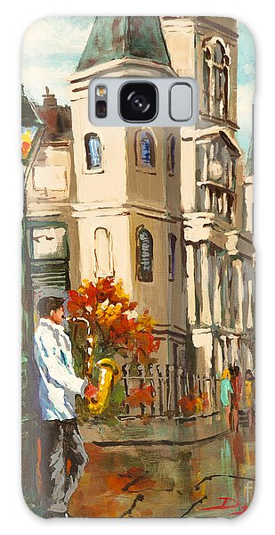 Cathedral Jazz Galaxy Case by Dianne Parks