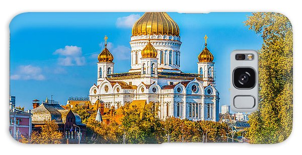 Cathedral Of Christ The Savior - 1 Galaxy Case
