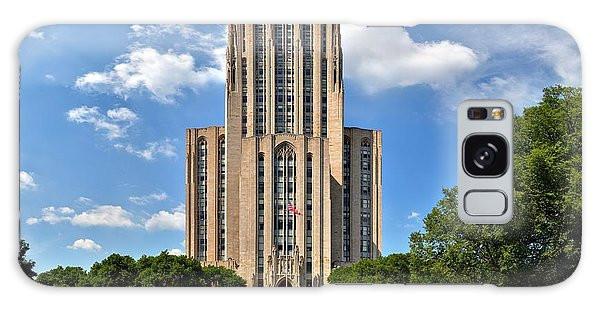 Cathedral Of Learning Pittsburgh Pa Galaxy Case