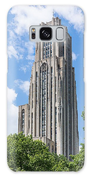 Cathedral Of Learning - Pittsburgh Pa Galaxy Case
