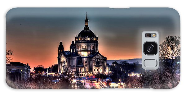 Cathedral Of Saint Paul Galaxy Case