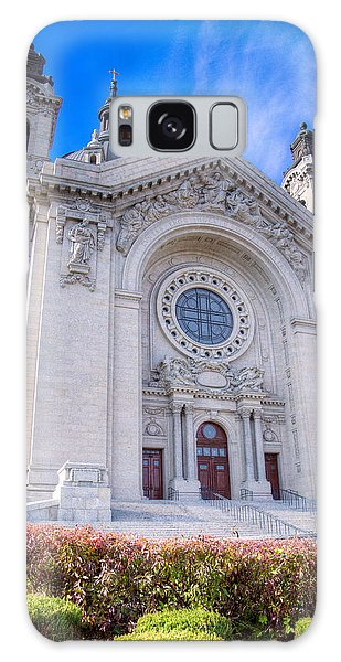 Cathedral Of Saint Paul II Galaxy Case
