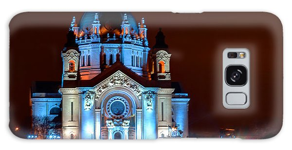 Cathedral Of St Paul All Dressed Up For Red Bull Crashed Ice Galaxy Case