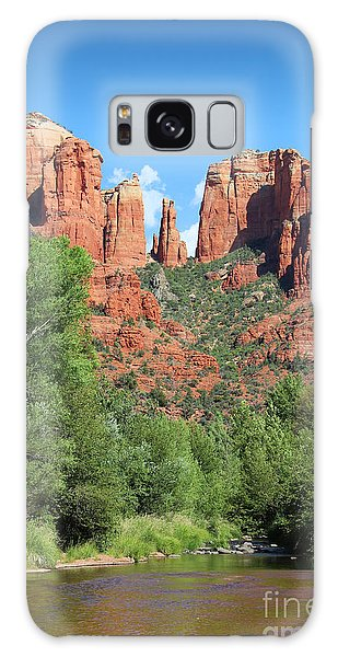 Cathedral Rock Sedona Galaxy Case