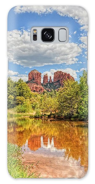 Cathedral Rock Tone Mapped Galaxy Case