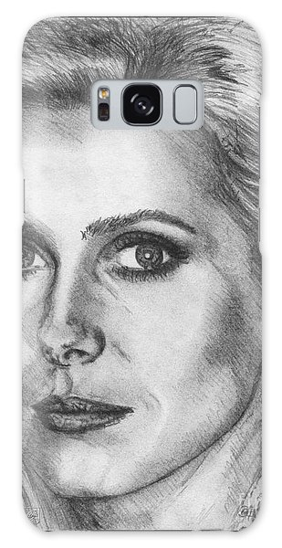 Galaxy Case - Catherine Deneuve In 1976 by J McCombie