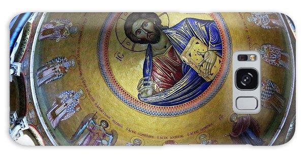 Sacred Heart Galaxy Case - Catholicon No. 3 by Stephen Stookey