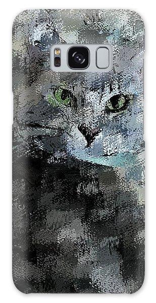 Cats Eye Galaxy Case by David Lane