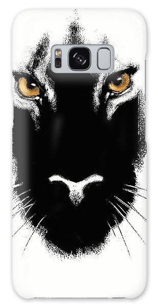 Leopard Galaxy S8 Case - Cat's Eyes by Aaron Blaise