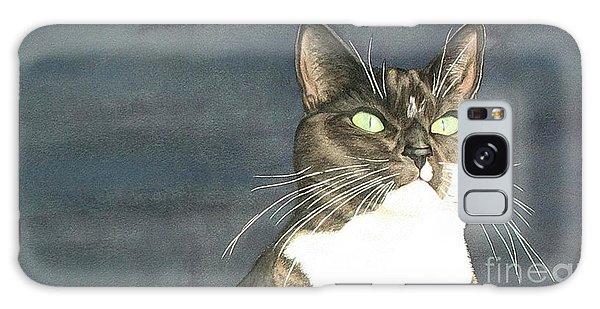 Cats Eyes Galaxy Case