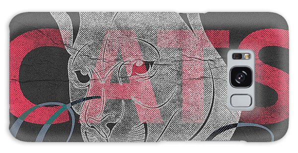 Cats Rule - Limited Edition Art By Robert R Galaxy Case