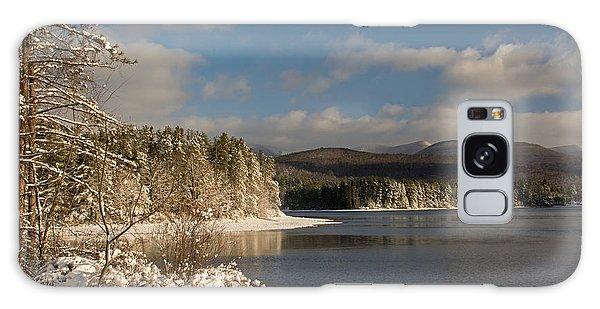 Catskills Winter Morning Galaxy Case