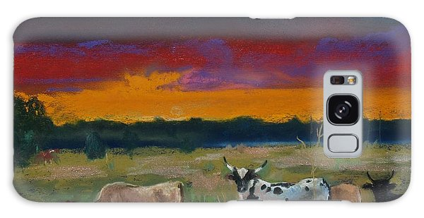 Cattle's Cadence Galaxy Case