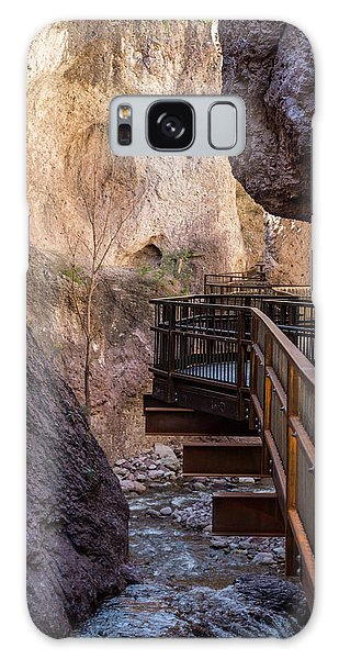 Catwalk Galaxy S8 Case - Catwalk National Recreation Area by Jim West/science Photo Library