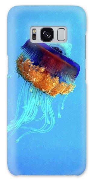 Cauliflower Jellyfish Galaxy Case