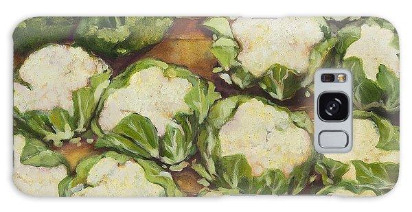 Cauliflower March Galaxy Case