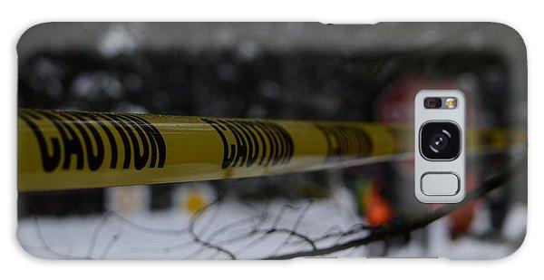 Caution - Sno-drift Rally Galaxy Case