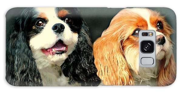 Cavalier King Charles Galaxy Case