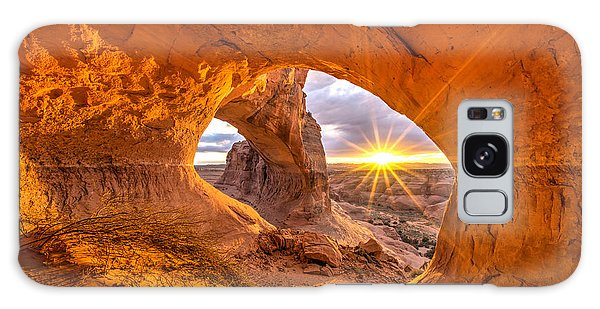 Cave Arch Galaxy Case