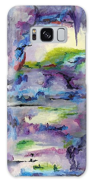 Cave Painting Galaxy Case