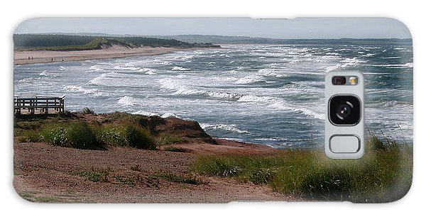 Cavendish Prince Edward Island Seascape Galaxy Case by Joyce Gebauer