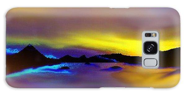 Cebu Sunset Galaxy Case by Yul Olaivar