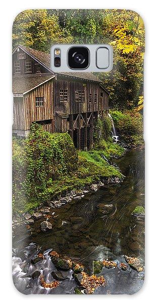 Cedar Creek Grist Mill 2 Galaxy Case