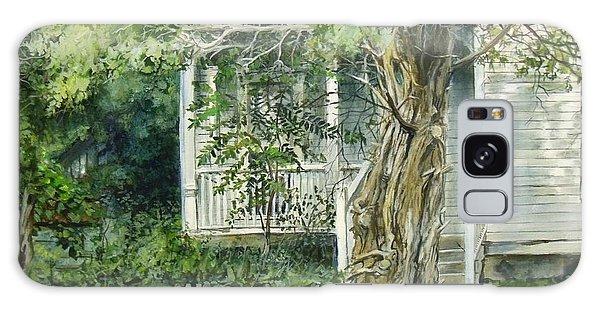 Cedar Tree Galaxy Case
